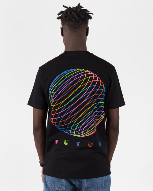 Futur Futur Sphere Core Tee Black