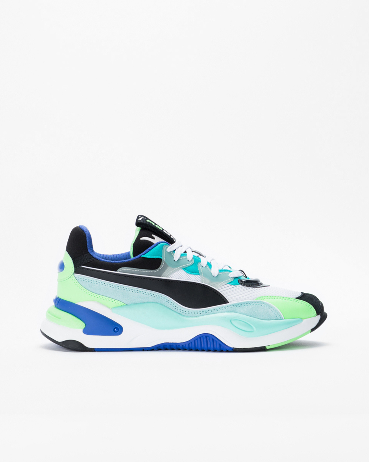 Puma RS-2K Internet Exploring/Puma Black-Aruba Blue