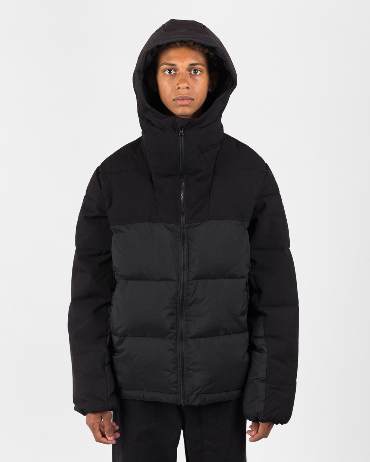 Pop Alex Padded Jacket Black