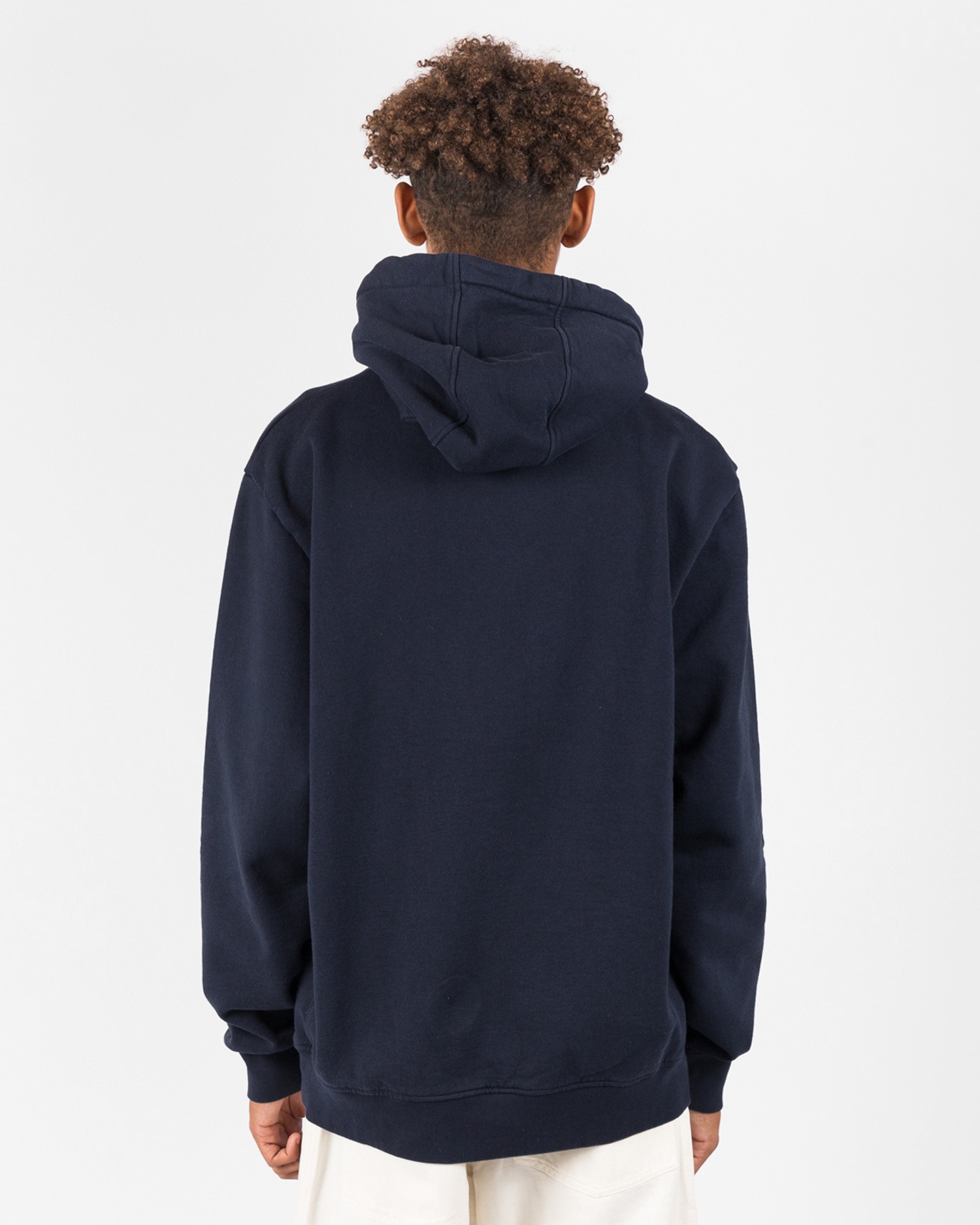 Parra Fonts Are Us Hooded Sweatshirt Navy