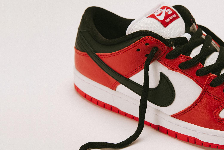 01.09.2020 -  Nike SB Dunk Low 'Chicago'
