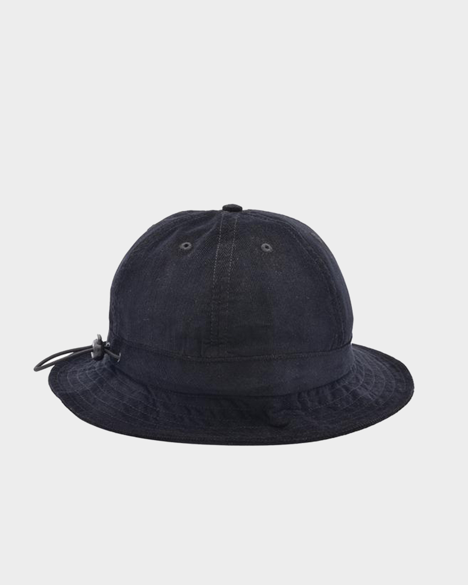 Pop Bell Hat  Black Minicord
