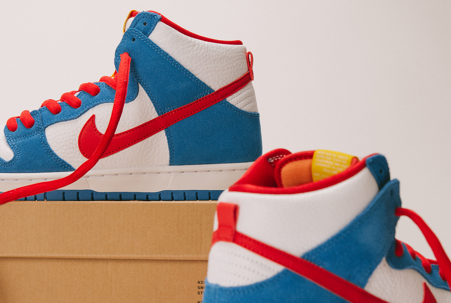 05.09.2020 - The Nike SB Dunk High Pro Iso 'Photo Blue'