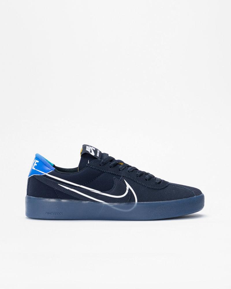 Nike Nike sb bruin react t Dark obsidian/white-hyper jade