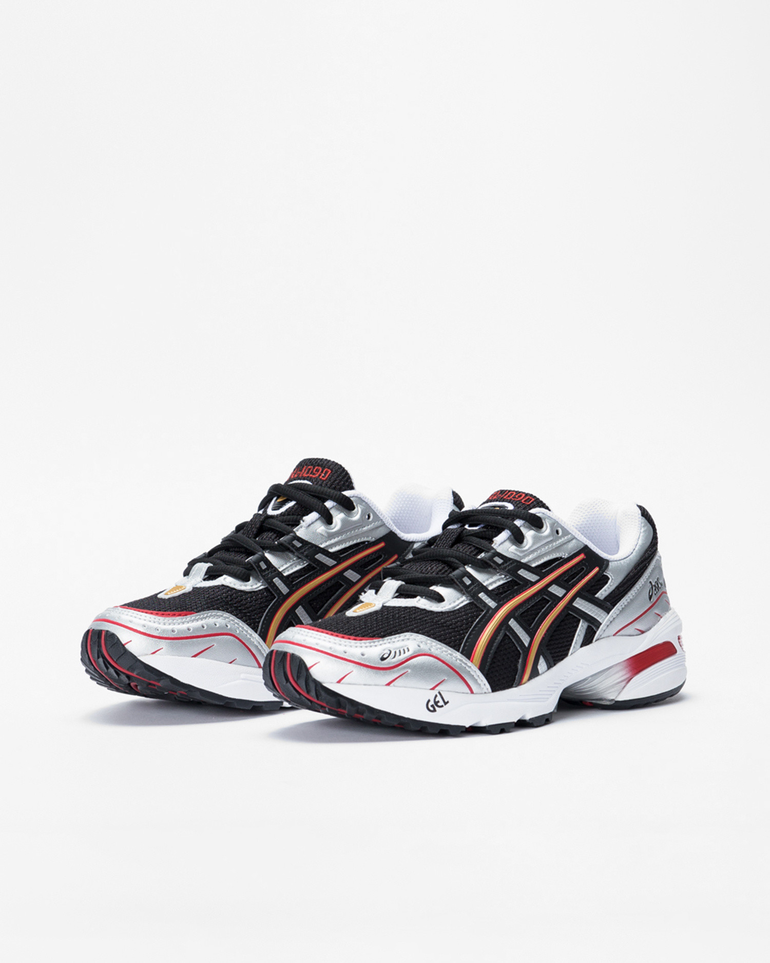 Asics Gel-1090 Black/Pure Gold