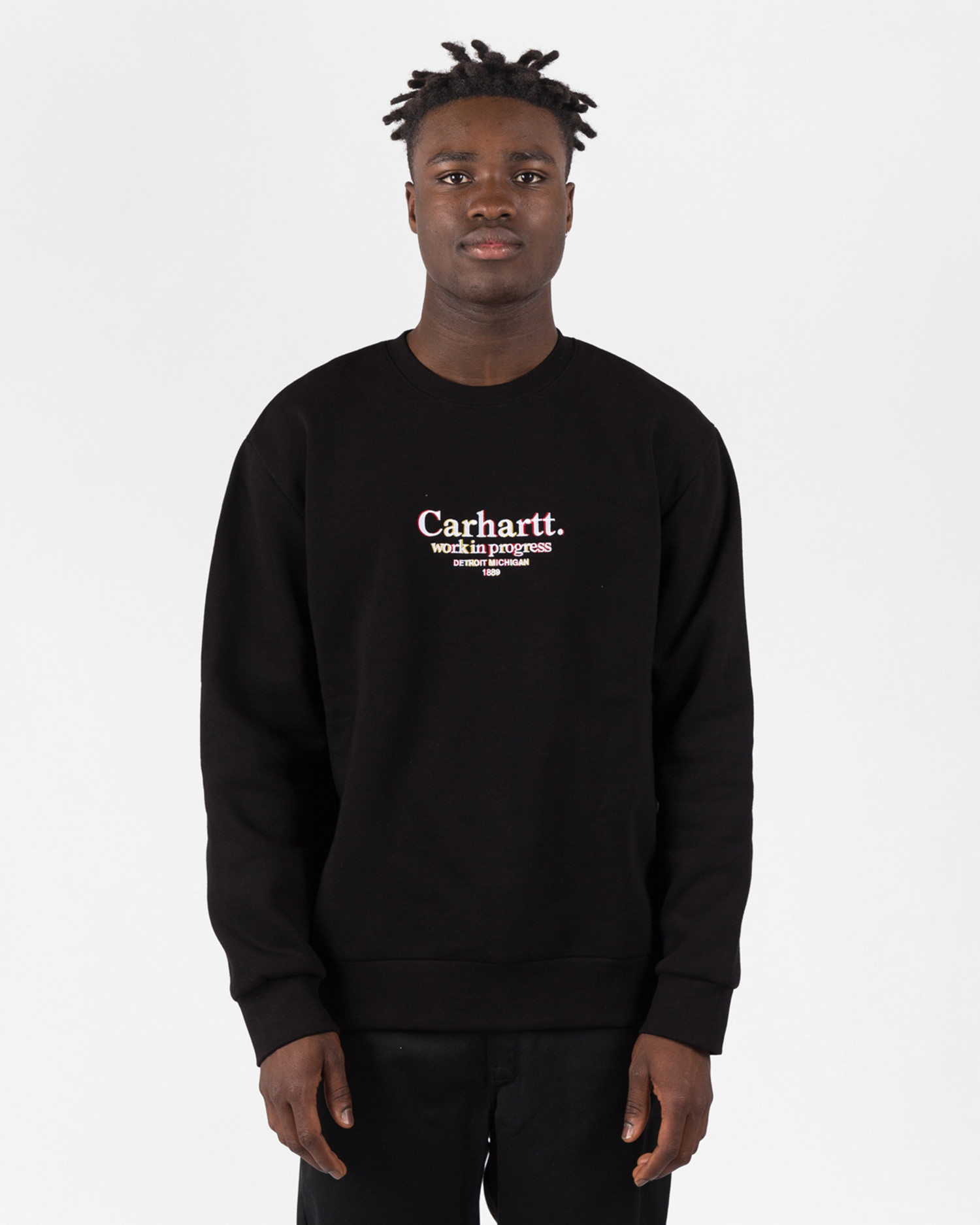 Carhartt Commission Sweat Black