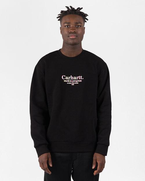 Carhartt Carhartt Commission Sweat Black