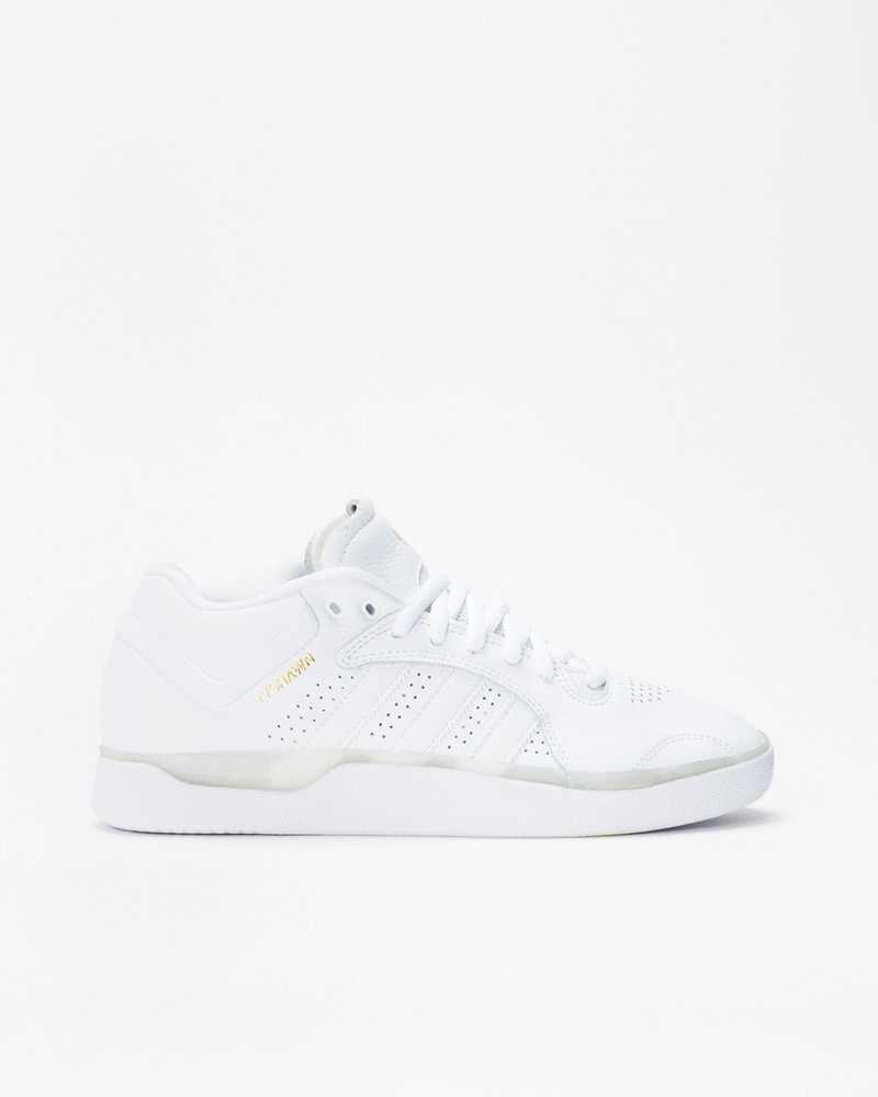 Adidas Adidas Tyshawn Footwear White/Footwear White/Footwear White