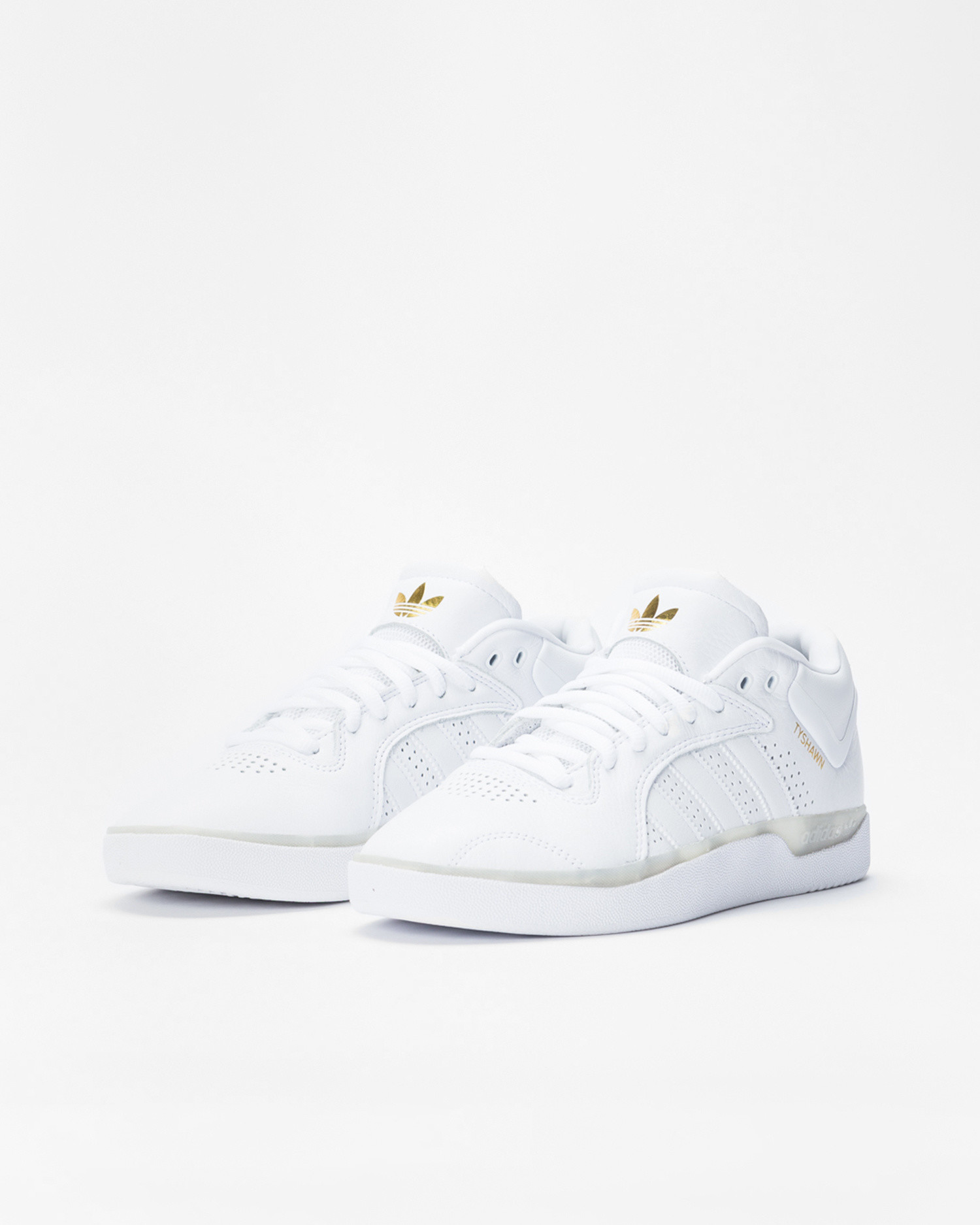 Adidas Tyshawn Footwear White/Footwear White/Footwear White
