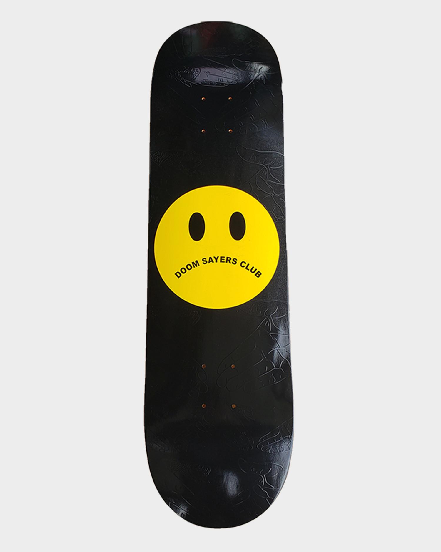 Doom Sayers Deck Unhappy Face 8.38