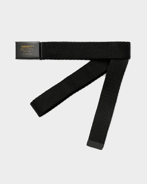 Carhartt Carhartt Military Printed Belt Black