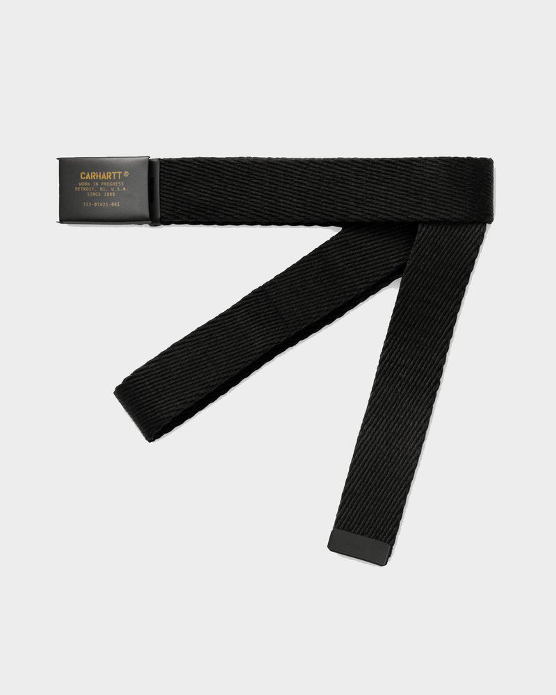 Carhartt Carhartt Military Printed Belt Black
