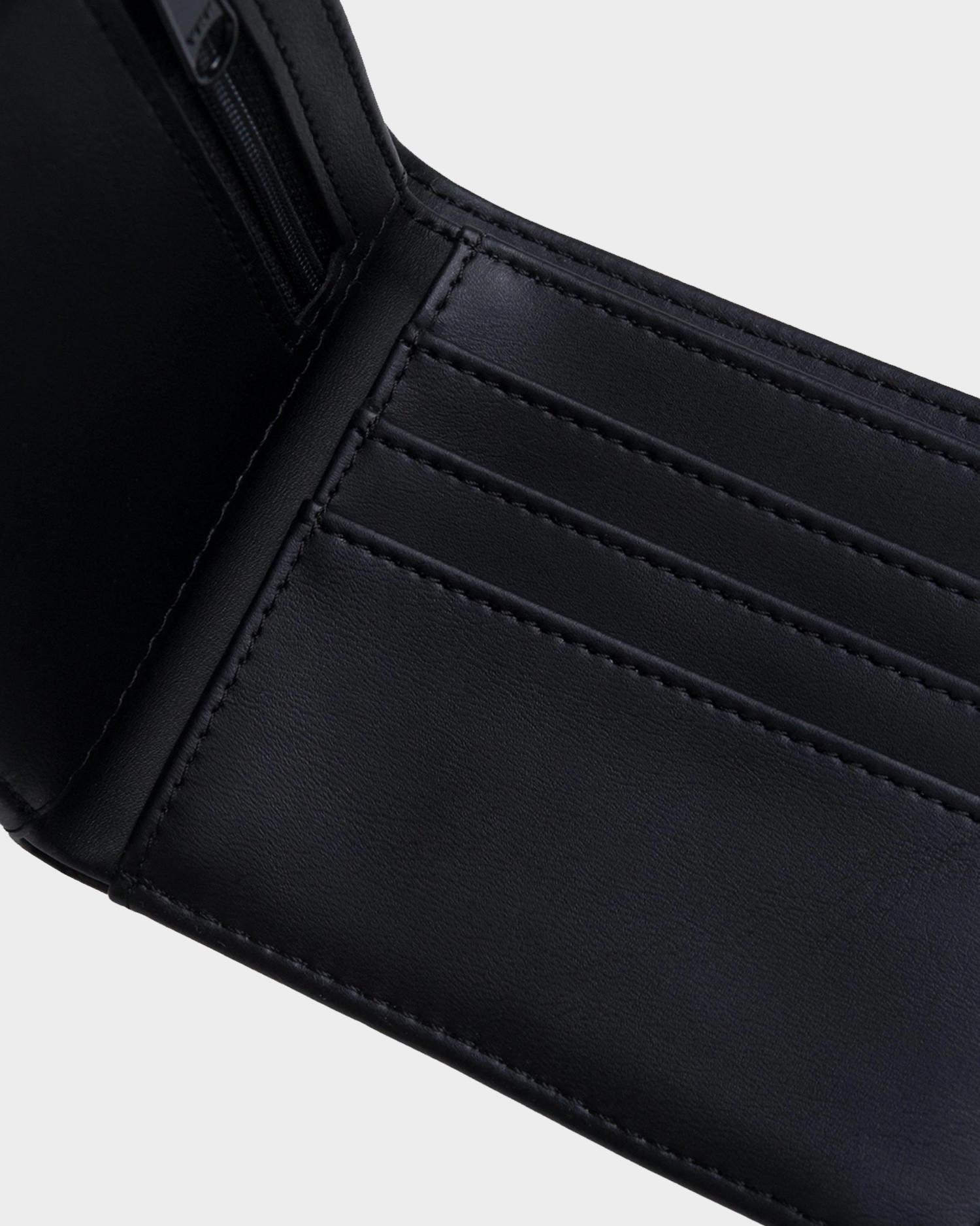 Carhartt Coated Billfold Wallet Camo Laurel/Orange