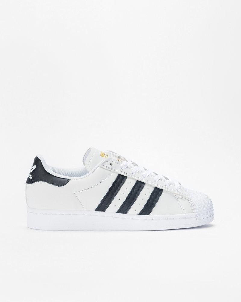 Adidas Adidas Superstar ADV Core Cloud White/Core Black/Gold Metallic