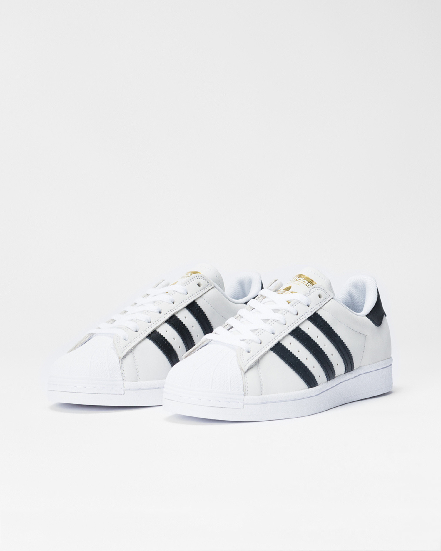 Adidas Superstar ADV Core Cloud White/Core Black/Gold Metallic