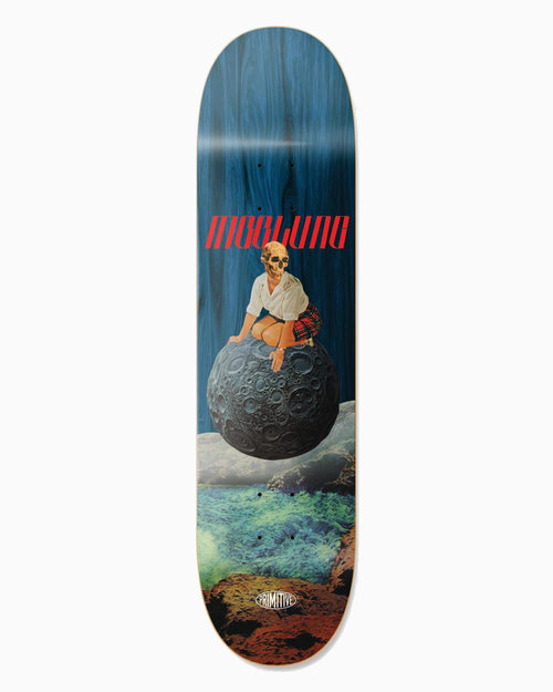 Primitive Primitive McClung Later Deck  Blue 8.125