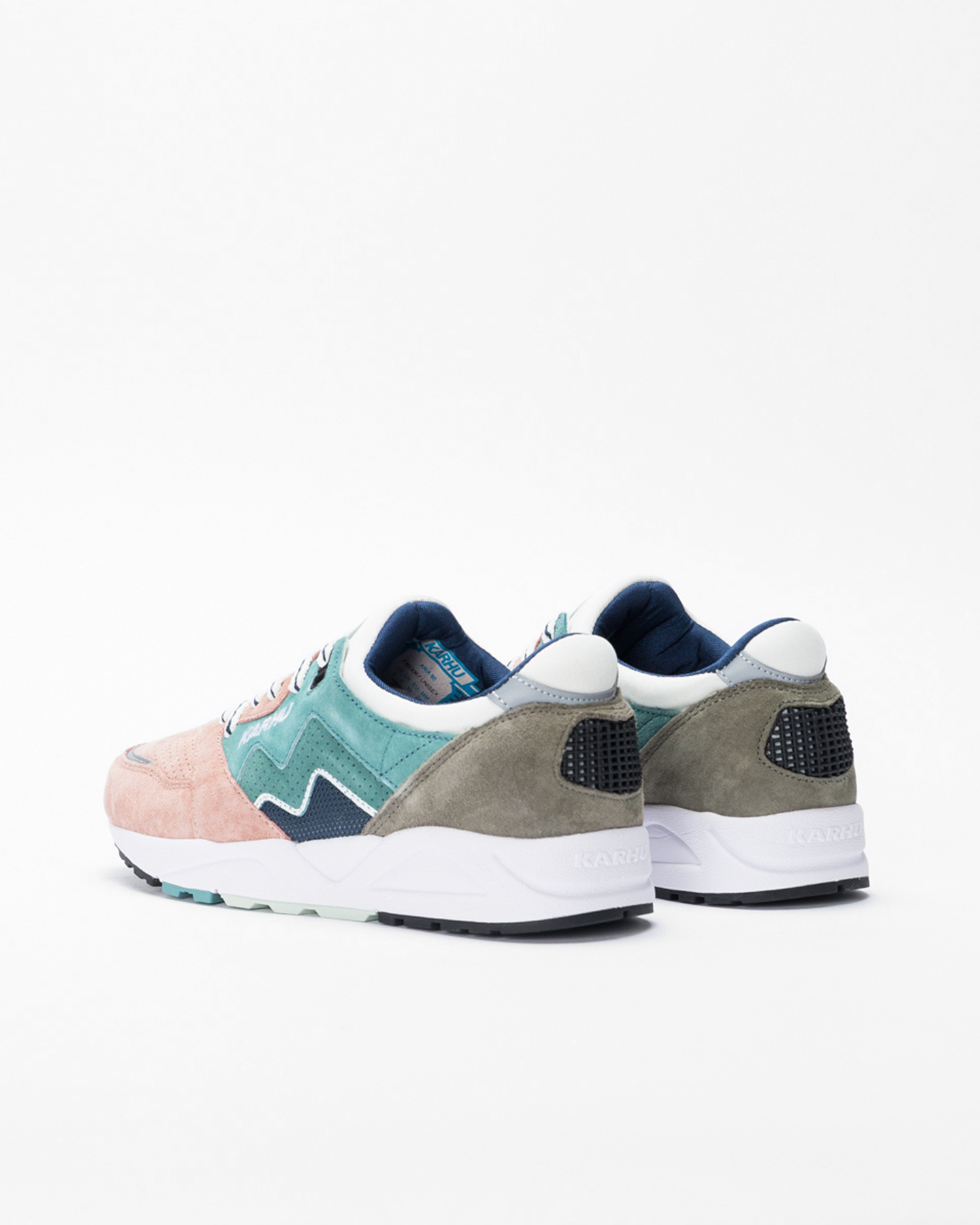 Karhu Aria Oil Blue/Misty Rose