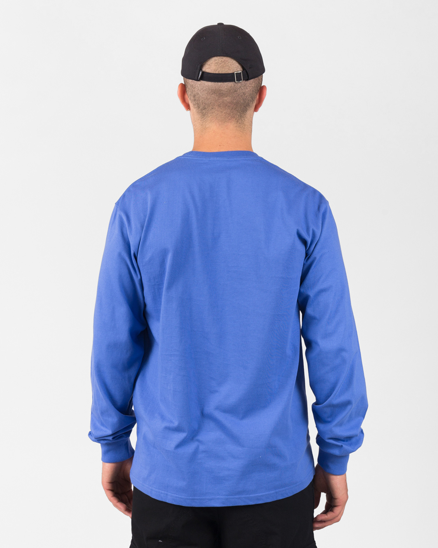 Have A Good Time Goodie Longsleeve Tee Azure