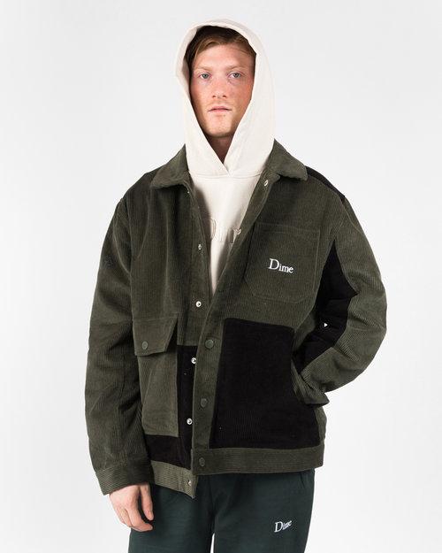 Dime Dime Corduroy Jacket Green