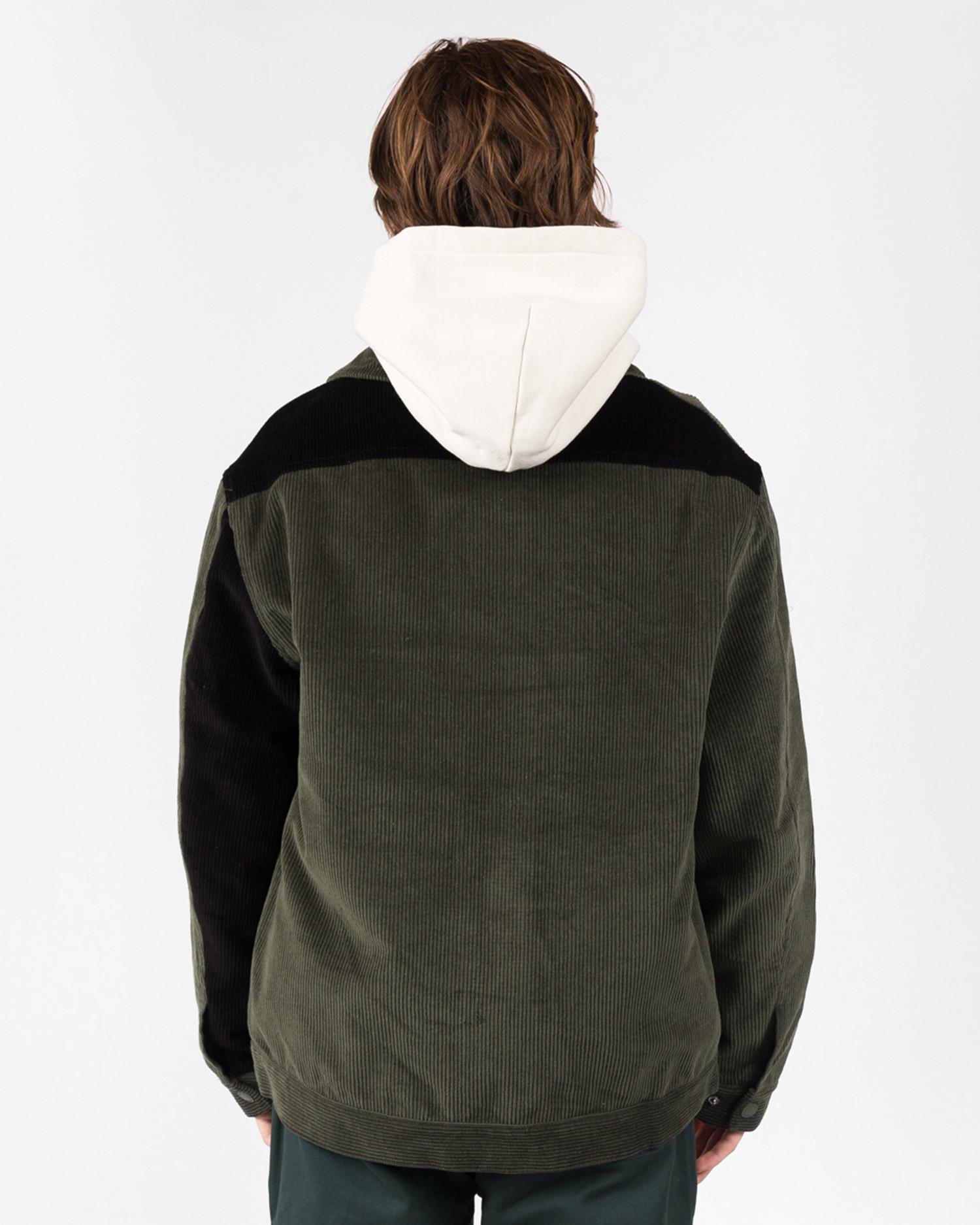 Dime Corduroy Jacket Green