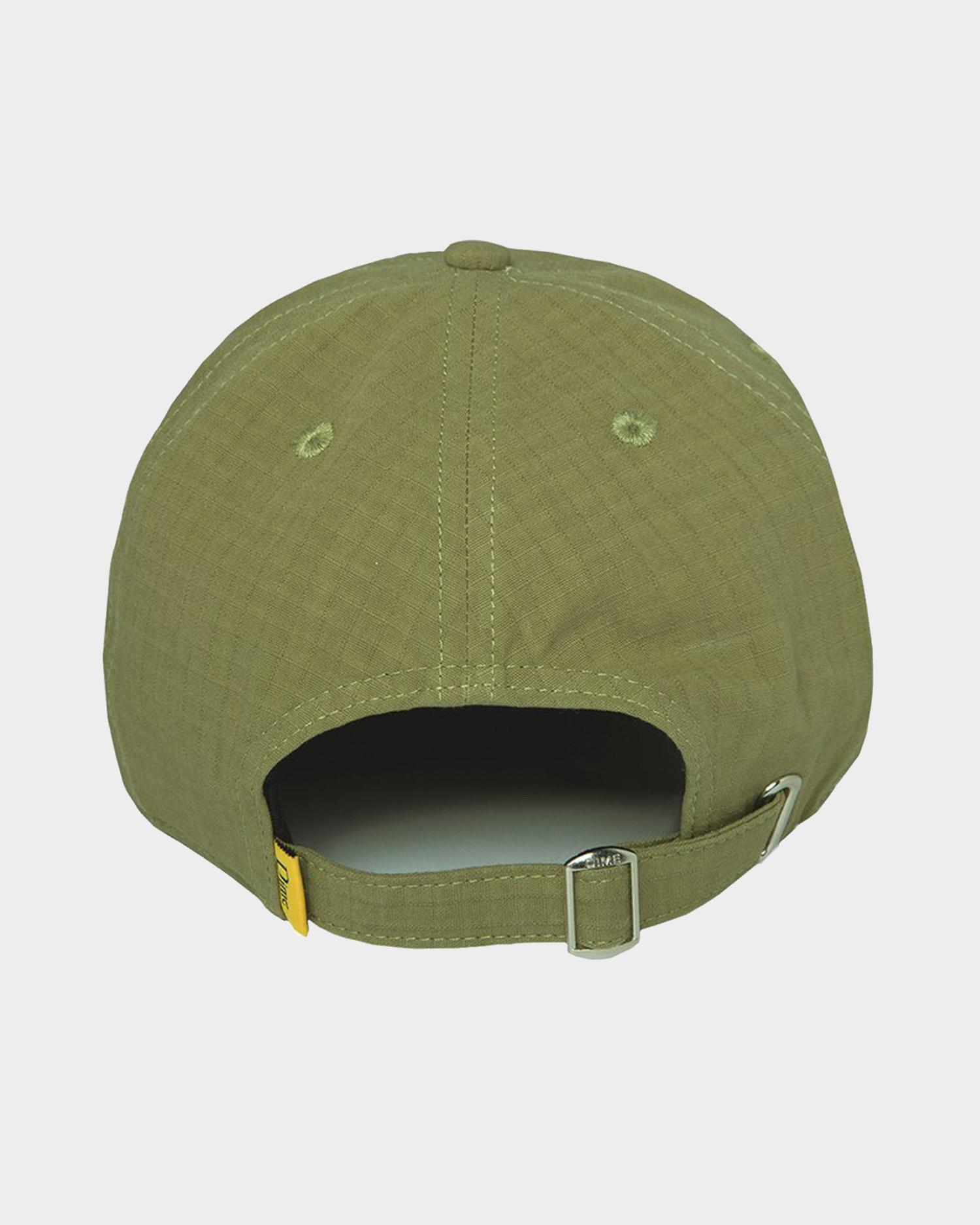 Dime Classic Logo Hat Military Green