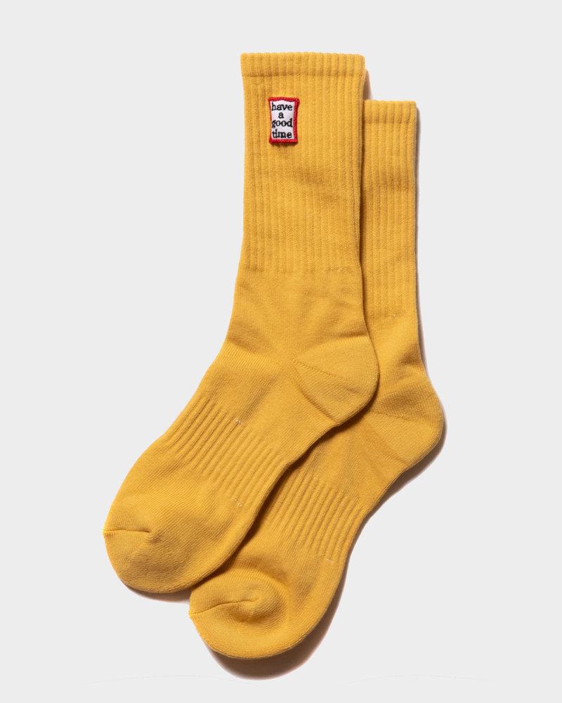 HAVE A GOOD TIME Have A Good Time Frame Socks Bikkle