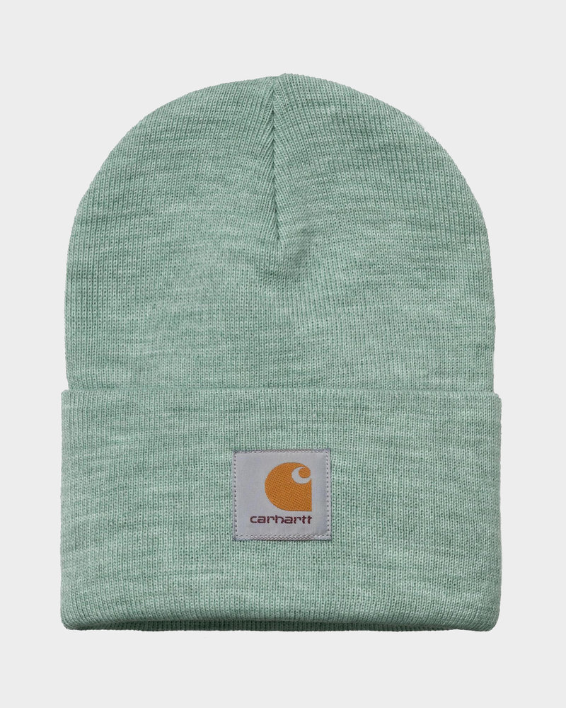 Carhartt Carhartt Watch Hat Frosted Green Heather