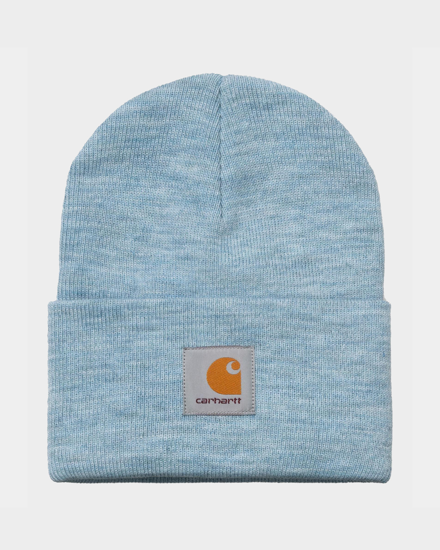 Carhartt Watch Hat Frosted Blue  Heather