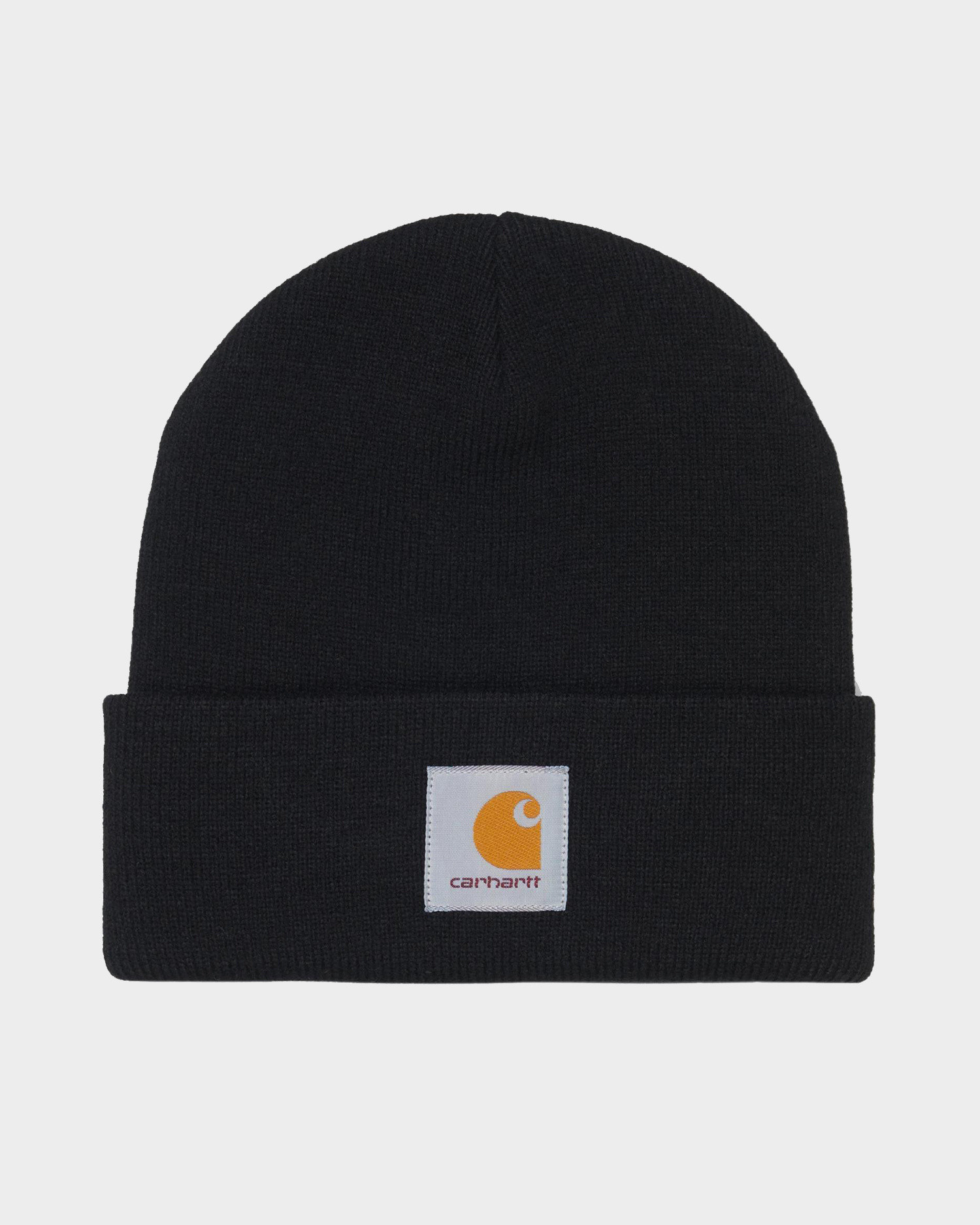 Carhartt Short Watch Hat Black