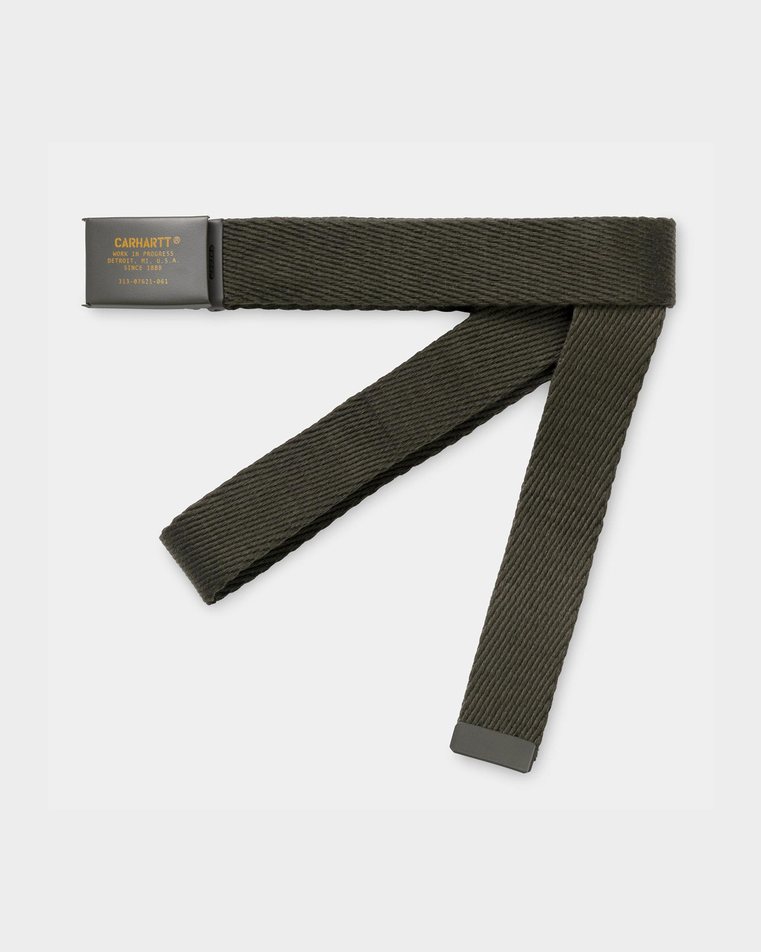 Carhartt Military Printed Belt Cypress