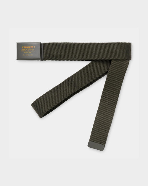 Carhartt Carhartt Military Printed Belt Cypress