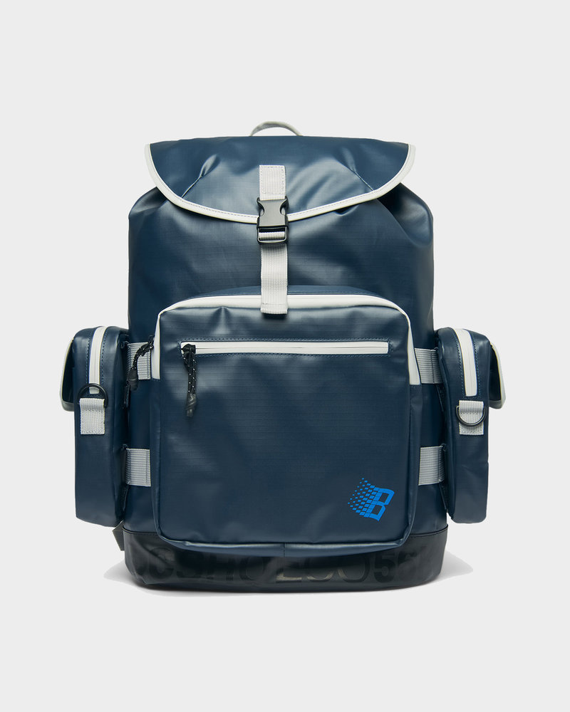 DC DC x Bronze Backpack Black/Blue