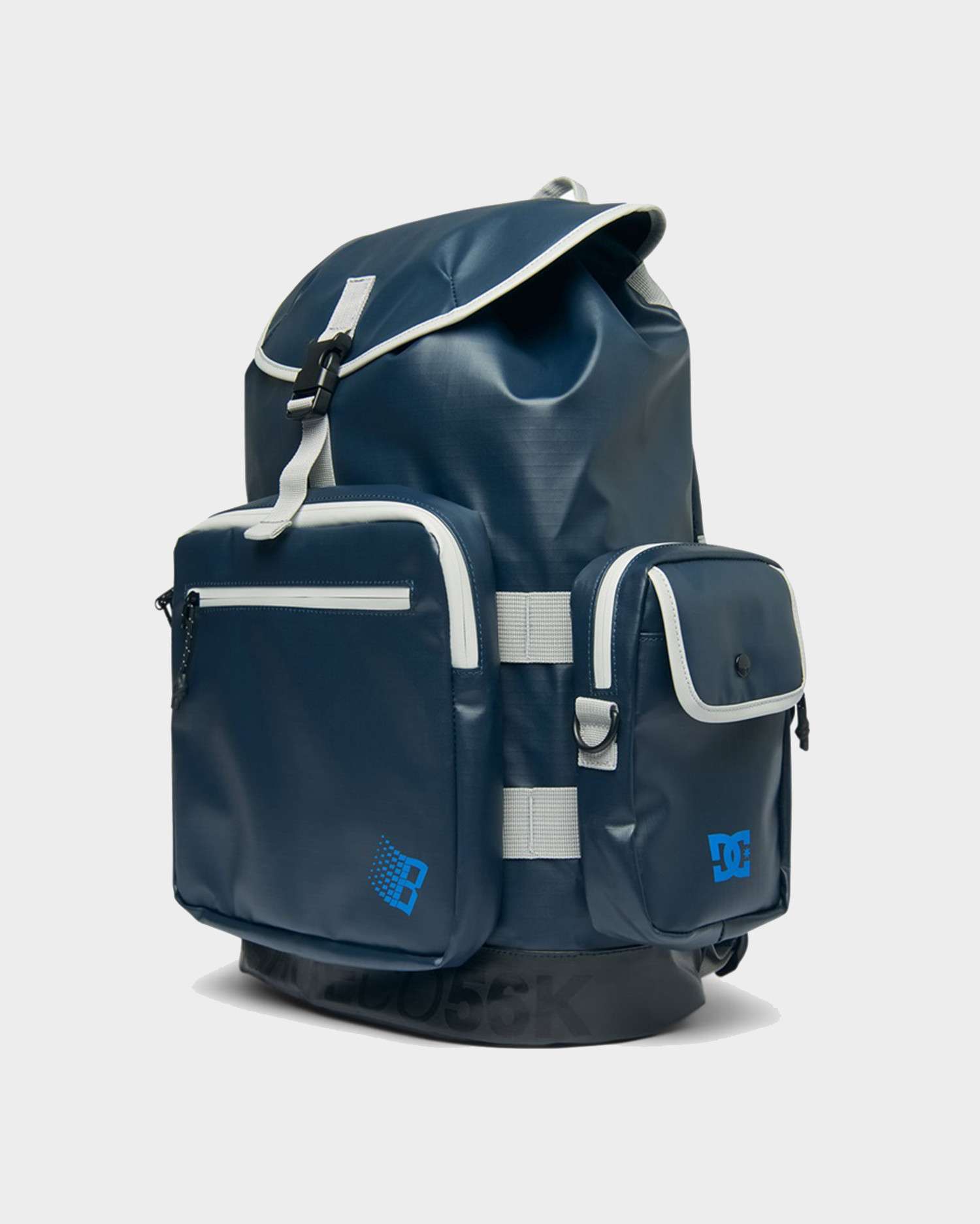 DC x Bronze Backpack Black/Blue
