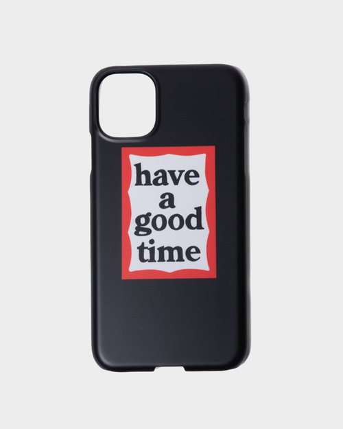 HAVE A GOOD TIME Have A Good Time Iphone case 11 Black