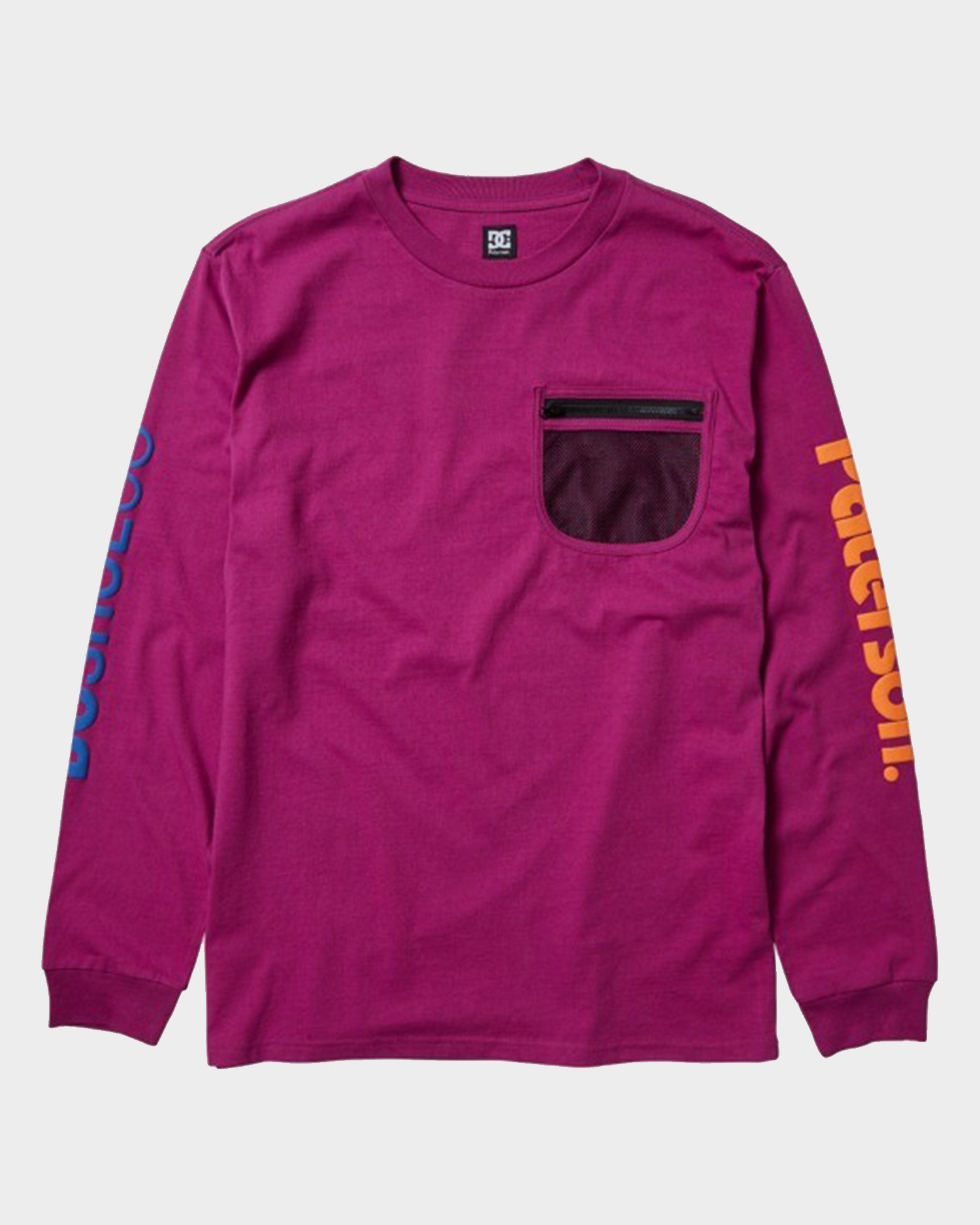 DC X Patseron Field Longlseeve Tech T-shirt