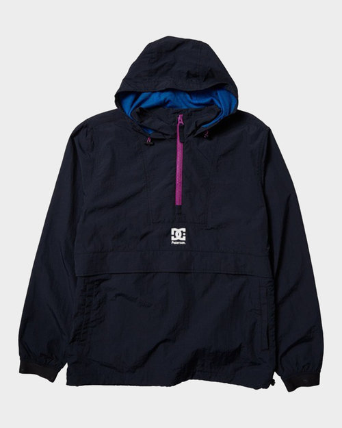 DC DC X Paterson Jacket Black