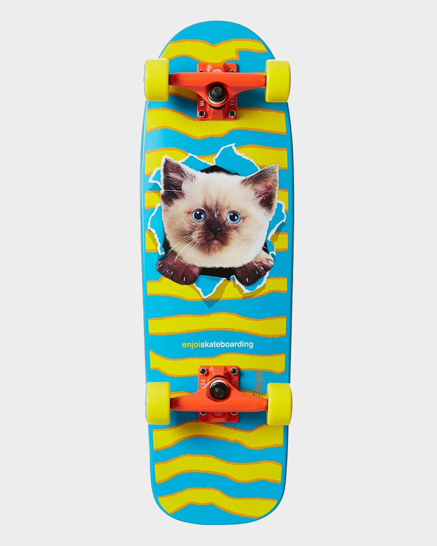 Enjoi Complete Kitten Ripper 8.25""