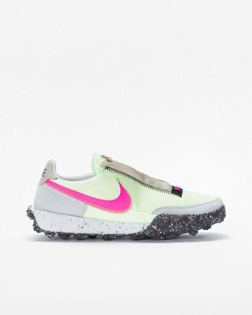 Nike Nike Waffle Racer volt/pink/black