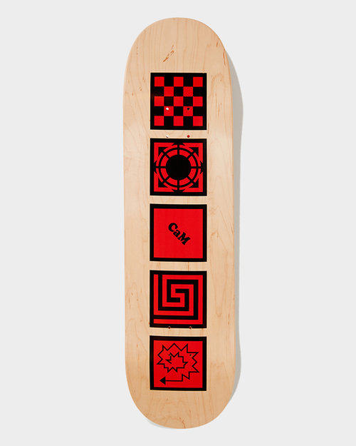Paccbet Paccbet Deck Cam Red 8.6