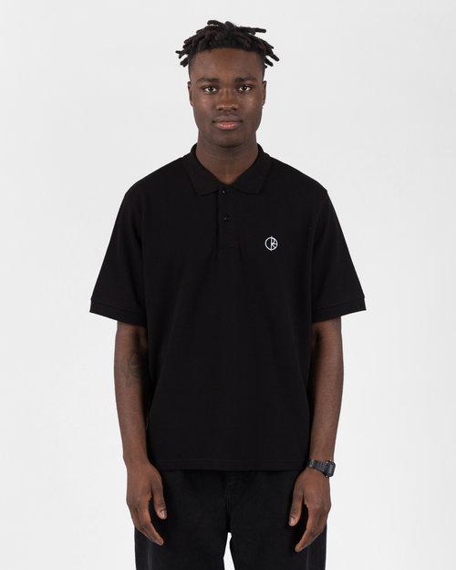 Polar Polar Pique Shirt Black