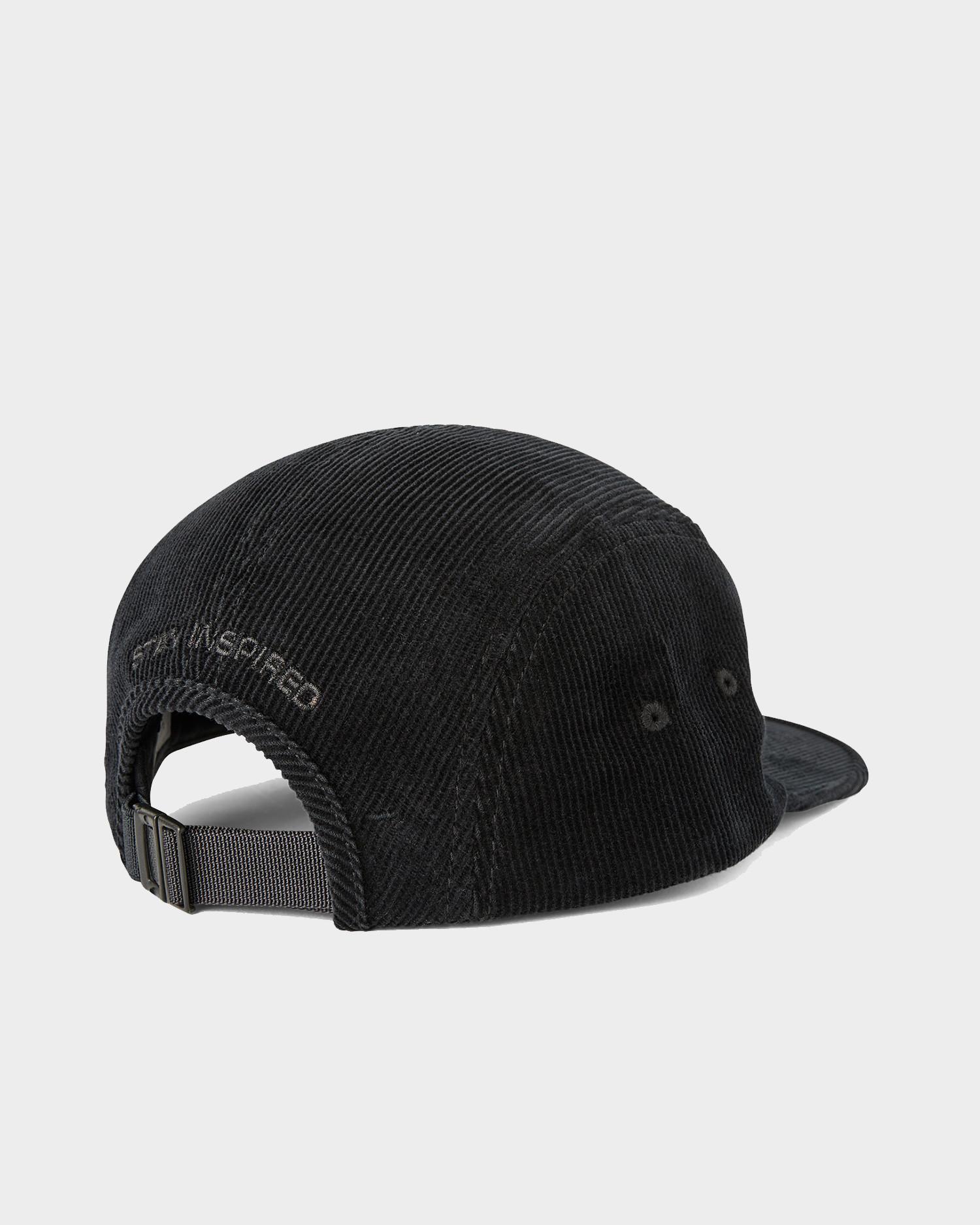 Polar Cord Speed Co Cap Black