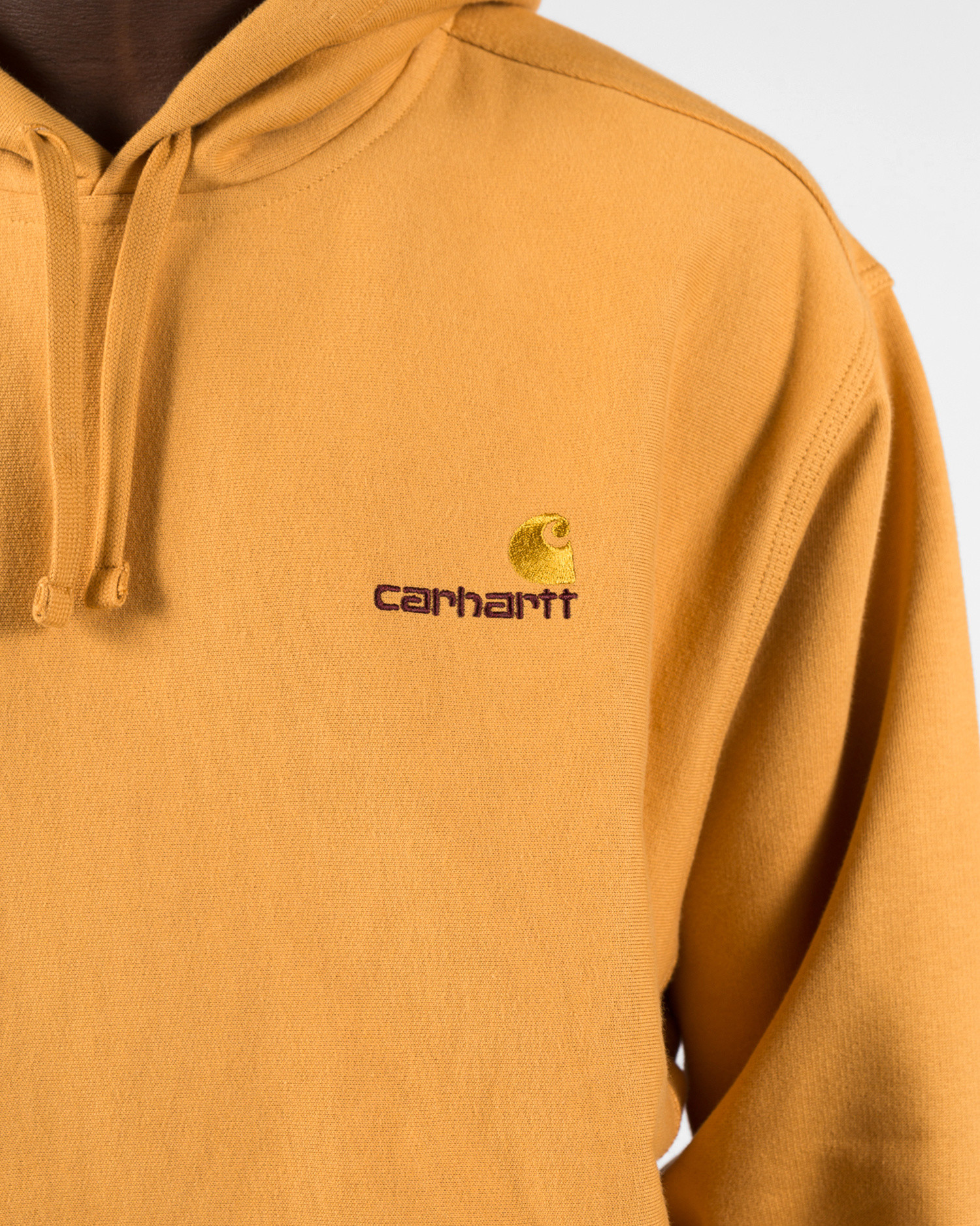 Carhartt Hooded American Script Winter Sun