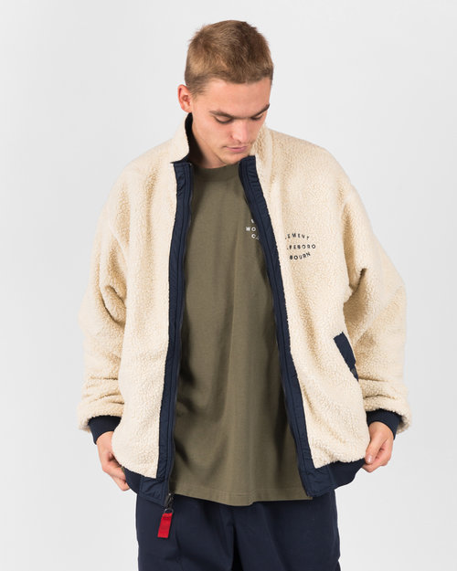 Element Element X Nigel Cabourn reversible creek jacket nc Eclipse Navy