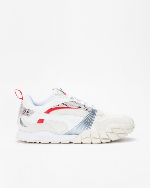 Puma Puma Kyron Wmn's Marshmallow High Risk Red