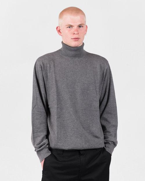 Carhartt Carhartt Playoff Turtleneck Sweater Dark Grey Heather