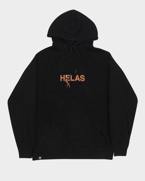 Helas Helas Hangover Hoodie Black