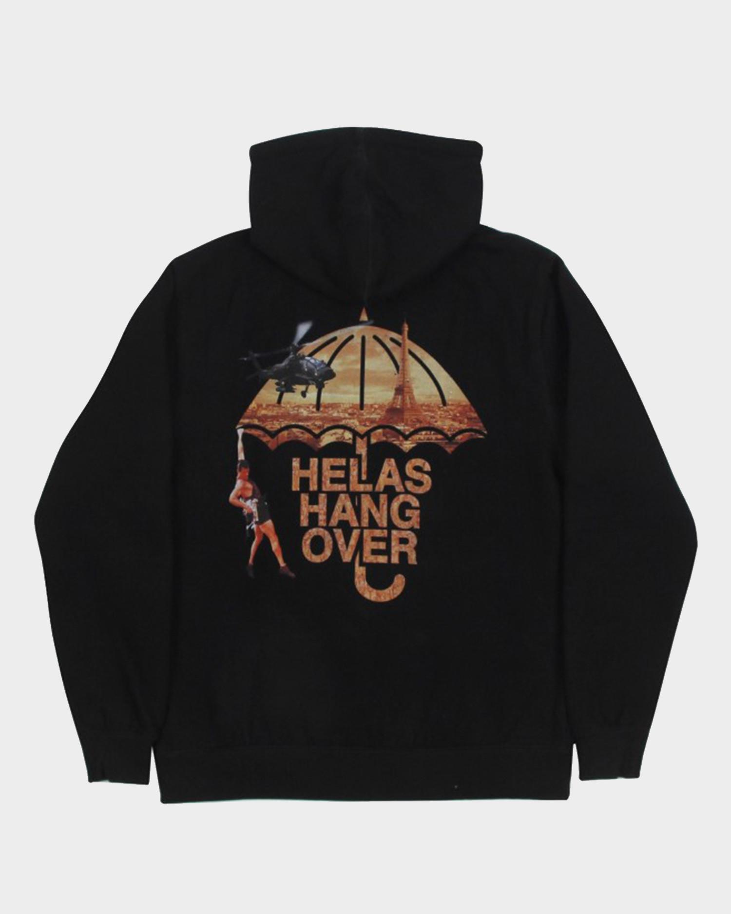 Helas Hangover Hoodie Black