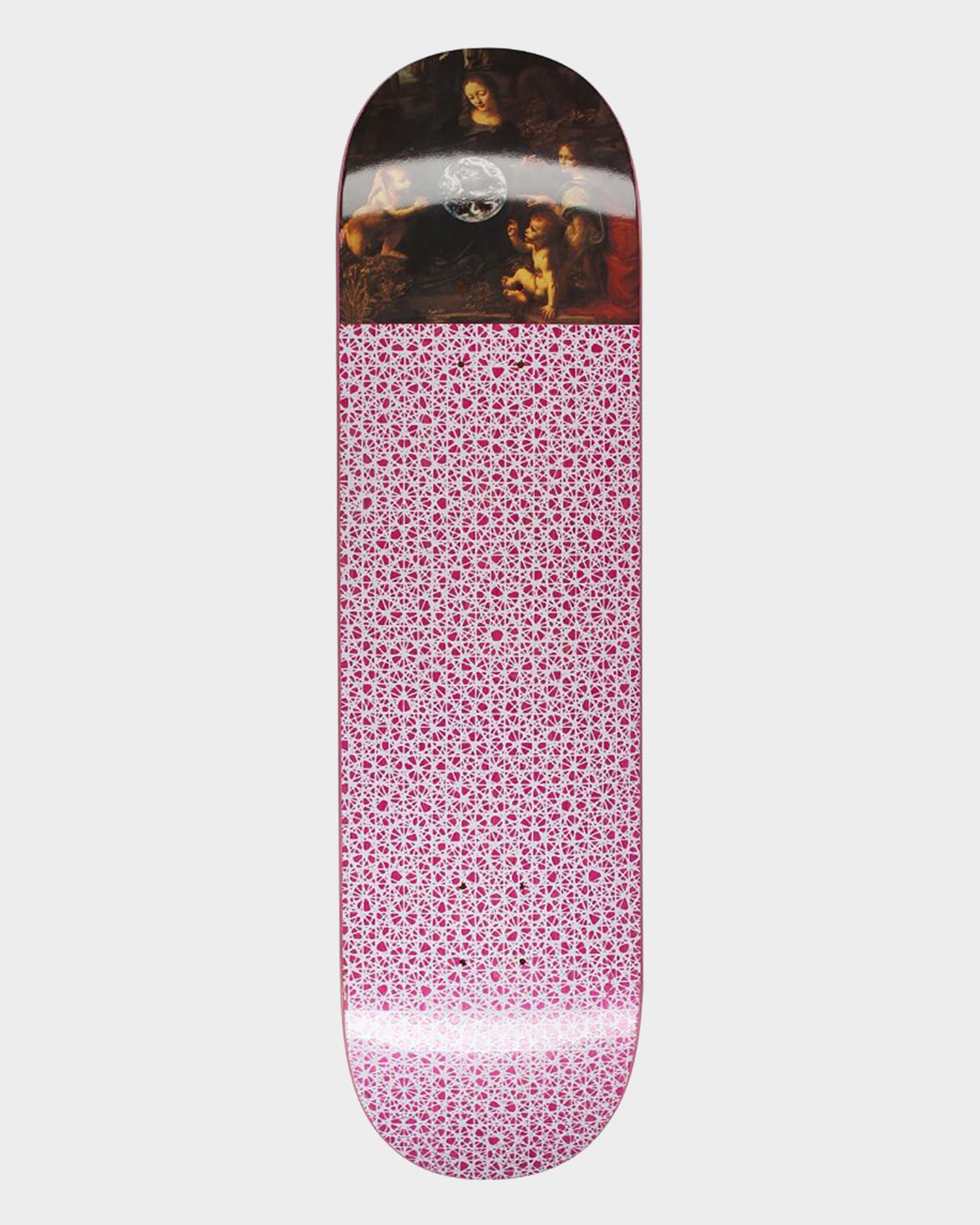 Fucking Awesome Deck Gino World Pink 8.25