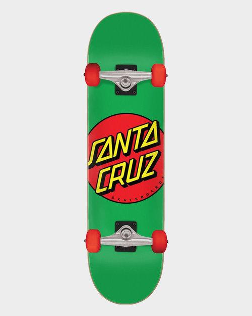 Santa Cruz Santa Cruz Classic Dot Mid Complete Green 7.875