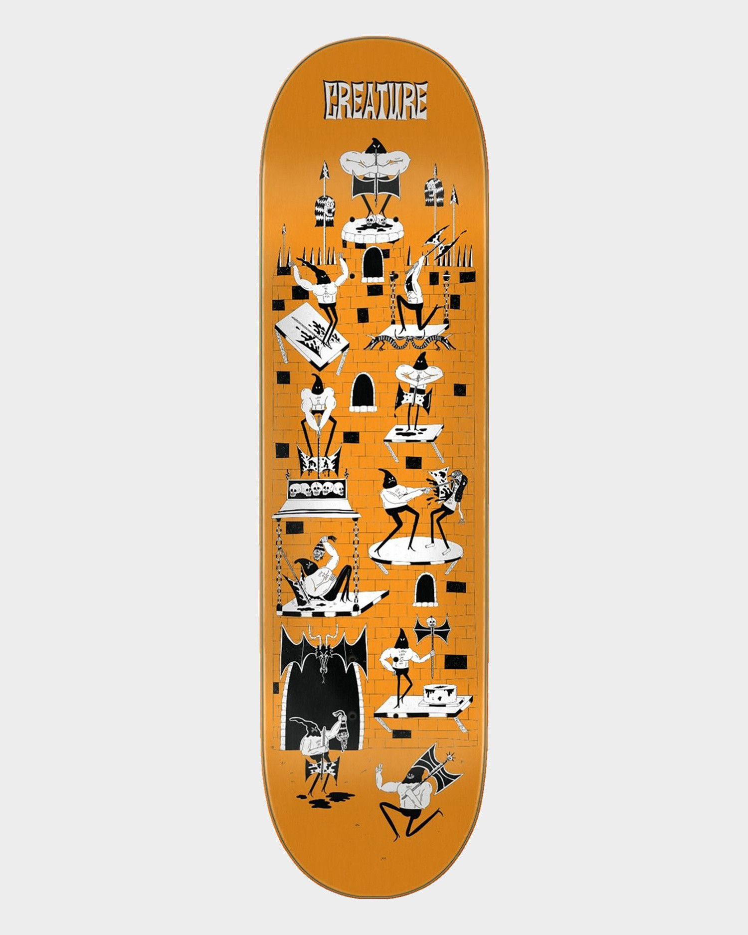 Creature Deck Free For All Sm Powerply 8 inch